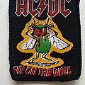 AC/DC - Patch - AC/DC   fly on the wall patch 150