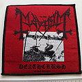 Mayhem - Patch - Mayhem  deathcrush patch m395