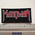 Manowar - Patch - Manowar logo patch m369