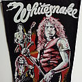 Whitesnake 80's backpatch bp322  new patch 24x32x36 cm