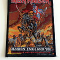 Iron Maiden - Patch - Iron Maiden   maiden England '88 official 2013 patch 33