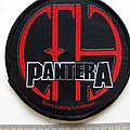Pantera cowboys from hell patch p138