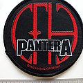 Pantera - Patch -  Pantera cowboys from hell patch p138