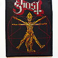 Ghost - Patch - Ghost vitruvian patch g191