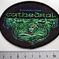 Cathedral - Patch - Cathedral  1994 patch soul sacrifice c181