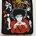 The Cure - Patch - The Cure  old 80's patch c288