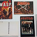 W.A.S.P. - Other Collectable - W.A.S.P., Exodus old official postcards 10 x 15 xm