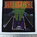 Queensryche  printed patch q85
