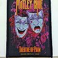 Mötley Crüe - Patch - Motley Crue theatre of pain m159