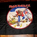 Iron Maiden  The Trooper super size poster flag 96 x 138 cm new Other Collectable