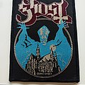 Ghost - Patch - Ghost patch g59