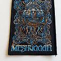Meshuggah - Patch - Meshuggah patch m333
