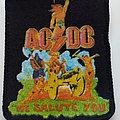 AC/DC - Patch - AC/DC      we salute you  patch 145