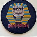 Iron Maiden  Powerslave patch 146
