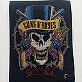 Gun - Patch - Guns n' Roses patch 60 new 14 x 10 cm