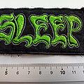 Sleep patch used352