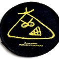 Therapy original  1994 patch t136 new 9.5 cm