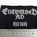 Entombed A.D. patch used651