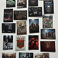 Lamb Of God - Other Collectable - Lamb Of God set of 20 stickers/ photo cards  new 5.5 x7.5 cm