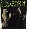 The Doors vintage 1982  backpatch bp526