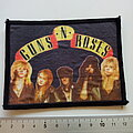 Guns N' Roses - Patch - Guns N' Roses old 80's printed patch 33