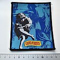 Guns N' Roses - Patch - Guns N' Roses  official 1991 Use Your Illusion II patch 16