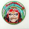 Iron Maiden - Patch - Iron Maiden patch 230