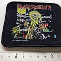 Iron Maiden - Patch - Iron Maiden original 1981 Killers  collector's patch 152 - 8.5x10 cm new