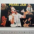 Pearl Jam - Other Collectable - Pearl Jam old postcard