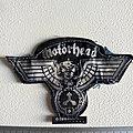 Motörhead - Patch - Motorhead shaped patch used569