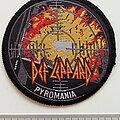 Def Leppard - Patch - Def Leppard  Pyromania 1983 patch d381