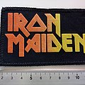 Iron Maiden - Patch - Iron Maiden old patch 241