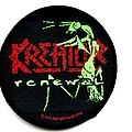 Kreator - Patch -   KREATOR  1993 brandnew patch 9.5 cm k20