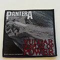 Pantera - Patch - PANTERA   2012 vulgar display of power new   patch  p151