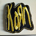 Korn - Patch - Korn shaped patch used553