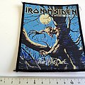 Iron Maiden 1992 vintage patch 276 fear of the dark +black border