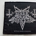 Dark Funeral - Patch - Dark Funeral official 1998 logo patch used731