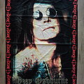 Ozzy Osbourne - Other Collectable - Ozzy Osbourne  offical 2002 poster flag--- 95 x 135 cm no 9056