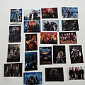 HammerFall - Other Collectable - HammerFall set of 20 stickers/ photo cards  new 5.5 x7.5 cm