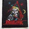 Warlock - Patch - Warlock  1985 Hellbound patch w126
