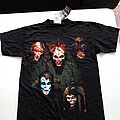 Various - TShirt or Longsleeve - skull clown joker t shirt sh788 size M with backprint