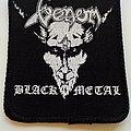 Venom - Patch - Venom   Black Metal   80's patch v133