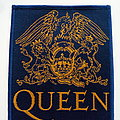 Queen crest patch q95
