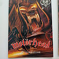 Motörhead - Other Collectable - Motorhead old official postcard 10 x 15 cm