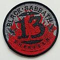 Black Sabbath - Patch - Black Sabbath official 2013  patch 29  ==9.5cm