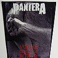 PANTERA   1993 vulgar display of power new back patch bp139