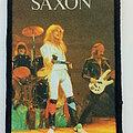 Saxon - Patch - Saxon old patch 7