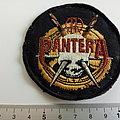 Pantera patch used357