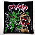 Tankard official 1991 patch t103  hair of the dog 10x11 cm