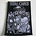 Total Chaos - Patch - Total Chaos 2003 patch t135  --9 x 13.5 cm